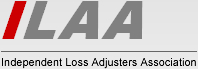 ILAA Independent Loss Adjusters Association logo
